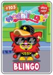Collector card s2 blingo