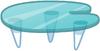 Groovy Table