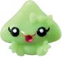 Kissy figure scream green