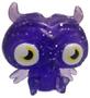 Prof Purplex figure glitter purple