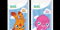 Moshi Monsters Ice Lollies