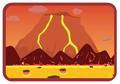 Moshling Boshling level volcano unlocked