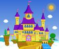 Princess Castle Style floor 4