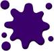 Profile colour dark purple