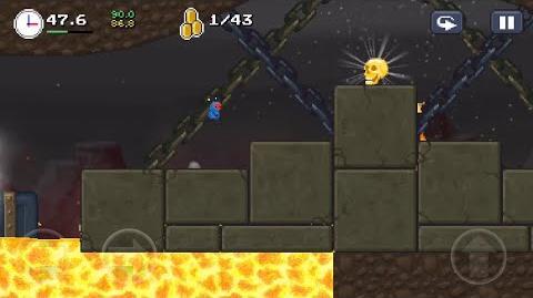 Mos Speedrun 2 – Level 5-3 – Golden Skull