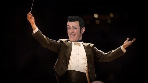 We Are Number One but with full orchestra