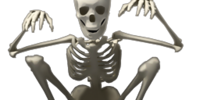 Skele-Man McGee