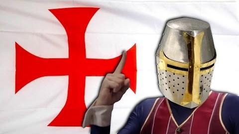 We Are Number One but it's the First Crusade