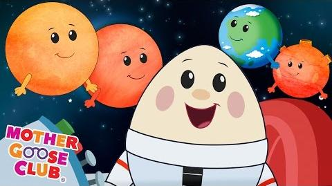 Eight Planets Featuring Humpty Dumpty Mother Goose Club Kid Songs and Nursery Rhymes