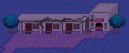 La Folia motel night