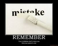http://www.motifake.com/remember-mistake-demotivational-posters-97745
