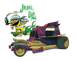 Jacob's Grub Truck