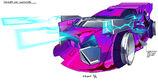 Juniors Car Weaponized