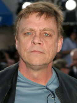 Cast Mark Hamill