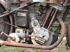 Sarolea 31R 1931 500cc Antrieb rechts