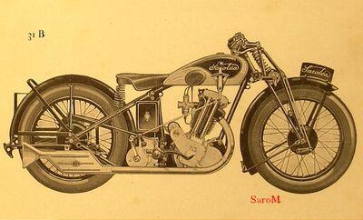 Sarolea 31 B 1931 350cc .JPG