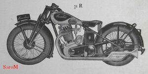 Sarolea 31 R 1931