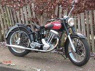 Sarolea Vedette 1952 350ccm