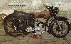 Sarolea Continental Super 1951