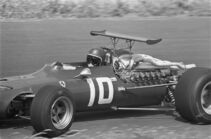 Ickx at 1968 Dutch Grand Prix