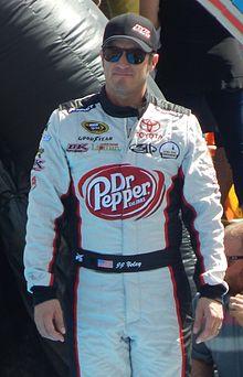File:J. J. Yeley at the Daytona 500.JPG