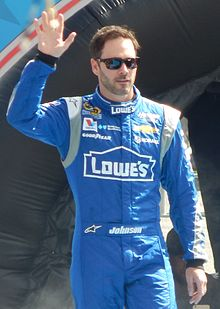 File:Jimmie Johnson at the Daytona 500.JPG