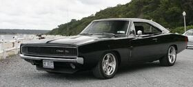 1968 MR ANGRY Charger