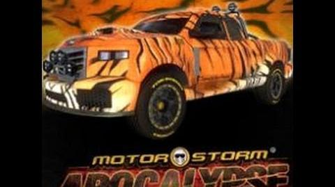MotorStorm Apocalypse - Eurogamer Patriot Wildtrek-X SE - HD 1080p