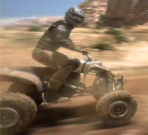 Unknown atv motorstorm