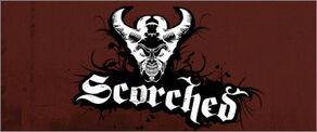 Scorched logo