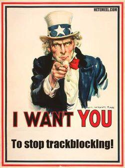 Trackblockers