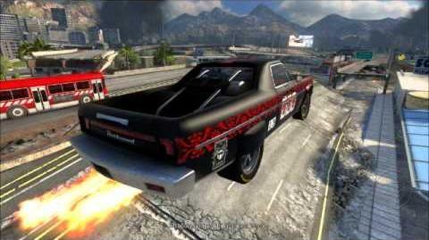 Outlaw Vehicle Pack DLC - MotorStorm Apocalypse