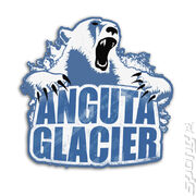 Ae anguta glacier
