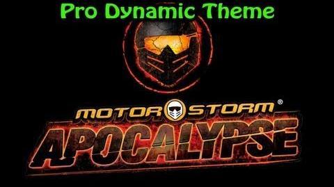 MotorStorm Apocalypse - Pro Dynamic Theme (PS3)