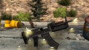Crazy gun 2