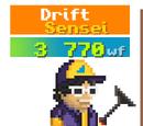 Drift Sensei