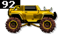 Golden Monster