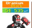 Uranium Black