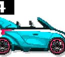 Shark-E Cab