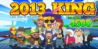 2013 King