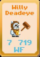 Willy Deadeye