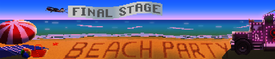 Beach Party - Final Stage
