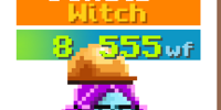 Donuts Witch