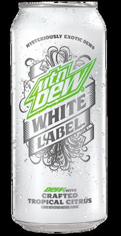 White Label Mountain Dew Wiki Fandom Powered By Wikia