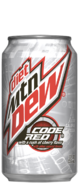 Diet Code Red Can