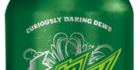 Mountain Dew Green Label