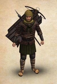 Rhodok Trained Crossbowman
