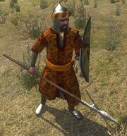 Bot Sarranid Infantry