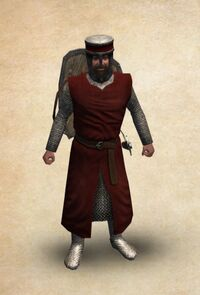 Swadian Man at Arms