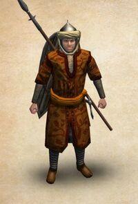 Sarranid Infantry